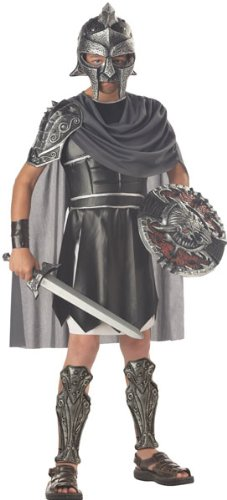 Deluxe Gladiator Costume for Boys