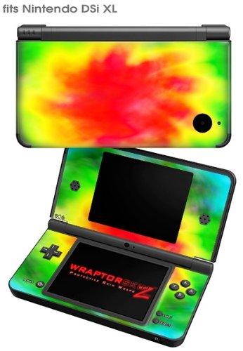 Nintendo DSi XL Skin - Tie Dye by WraptorSkinz