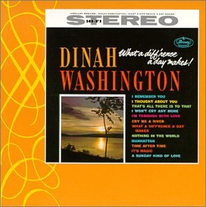 Dinah Washington - What a Diff