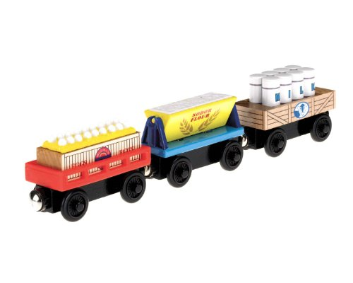 Toddler Car Track