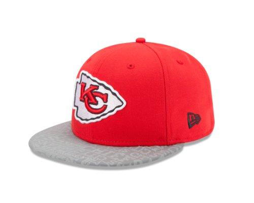 Nfl Kansas City Chiefs 2014 Onstage 59Fifty Draft Cap, 7 7/8
