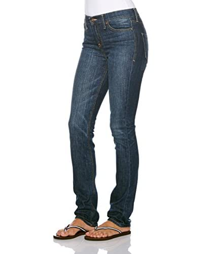 Abercrombie & Fitch Jeans The Courtney High Waist [Blu]
