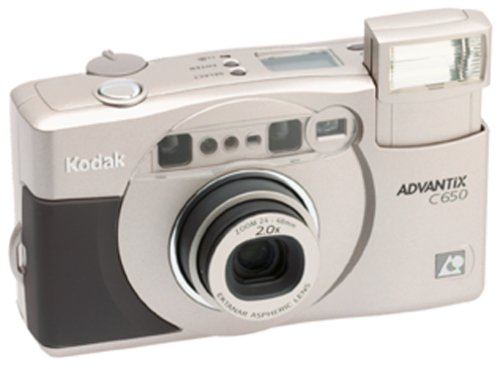 Kodak C650 Advantix Zoom APS Camera