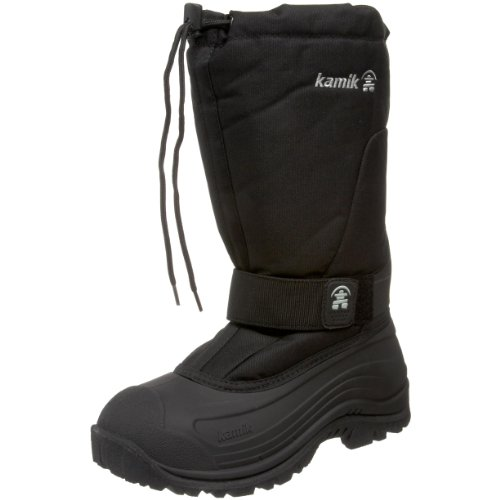 Kamik Men's Greenbay 4 Cold Weather Boot,Black,9