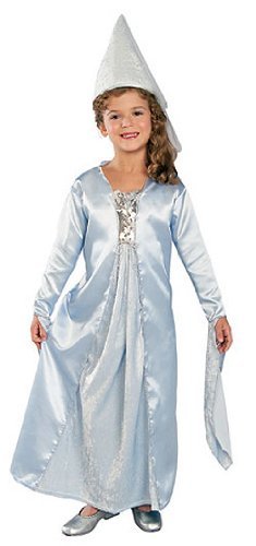 Girls Renaissance Juliet Costume Dress