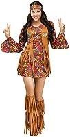 Fun World Women's Peace Love Hippie Costume
