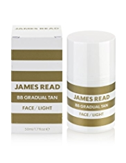 James Read BB Gradual Face Tan Light 50ml