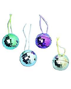 Disco Ball Necklaces (1 Dozen) - Bulk