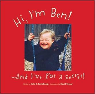 Hi, I'm Ben... And I've Got a Secret!
