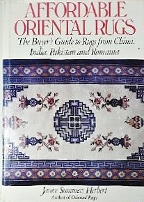 0025501704 - Janice Summers Herbert: AFFORDABLE ORIENTAL RUGS - Livre