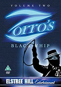 Zorro's Black Whip - Vol. 2 [1944] [DVD]