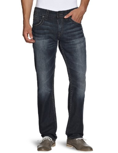 Silver Jeans Men's M2231-Bc395 Slim And Skinny Jeans Blue (Bc395) 31/32