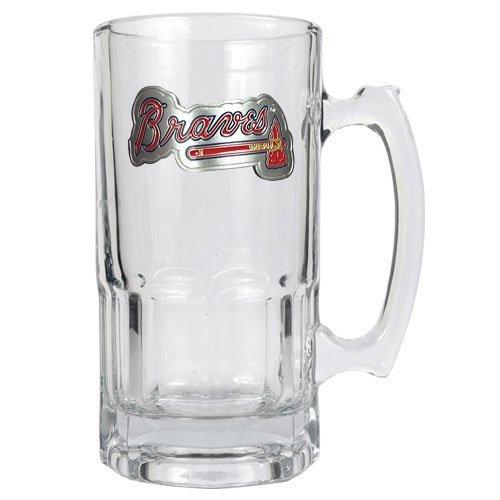 Mlb Atlanta Braves 1-Liter Macho Mug (Primary Logo)