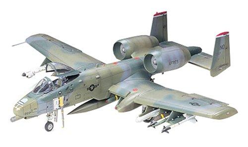 タミヤ 1/72 ウォーバードコレクション WB-44 A-10A サンダーボルトII