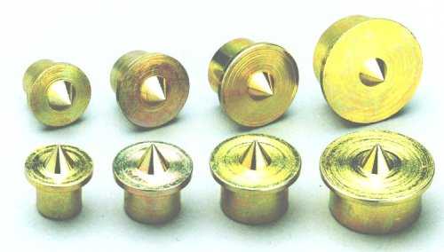 General Tools 888 1/4-Inch to 1/2-Inch Dowel Center Transfer Plugs