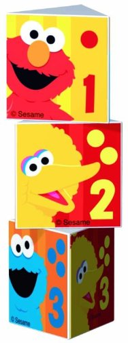 Sesame Street Twisty Turns 4ct - 1
