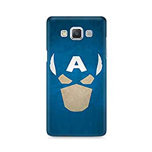 Ebby Captain America The Great Defender Premium Printed Case For Samsung A7