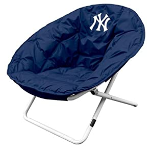 New York Yankees Sphere Chair by Logo Chairs