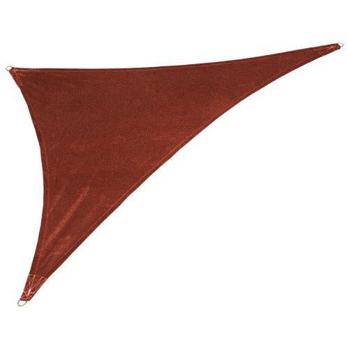 Coolaroo Custom Triangle Shade Sail, Ochre, 12