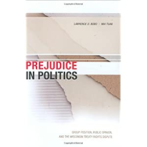 prejudice in politics  group