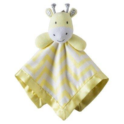 Circo Security Blanket - Giraffes