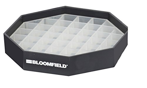 Bloomfield 8855-1 Drip Tray with Plastic Grate (Pack of 6)