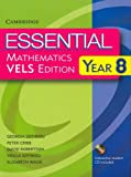 Essential Mathematics VELS Edition Year 8 Pack with Student Book, Student CD and Homework Book (0521681758) by Robertson, David