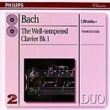 echange, troc  - Bach : Le clavier bien tempéré - livre 1. (Das wohltemperierte Klavier 1)