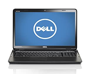 Dell Inspiron 17 i17RN-4823BK 17.3-Inch Laptop