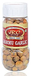 JRC Jammu Garlic, 100 Gms | Jammu Lasun | Kashmir Garlic | Snow Mountain Garlic‎ | जम�मू लहस�न | জম�ম� রস�ন | ਜੰਮੂ ਲਸਣ