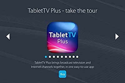 Tablet TV Plus TPod ATSC Tuner For Ipad and Android Tablets