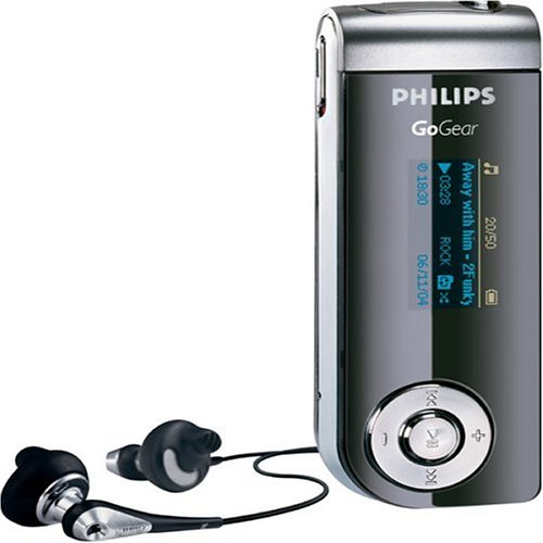 mp3 phillips 512: