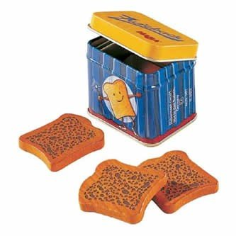 HABA Toast Tin (Wooden)