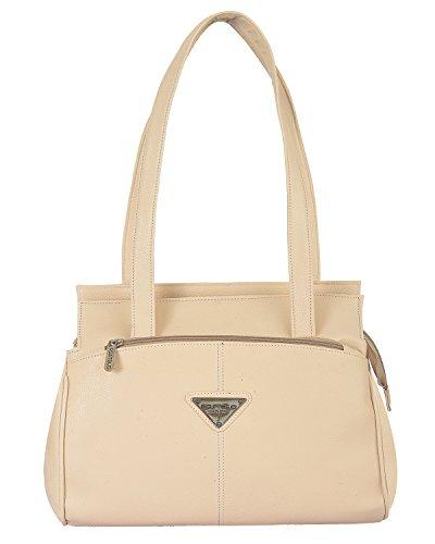 Fostelo Women's Milan Shoulder Bag (Peach) (FSB-619)