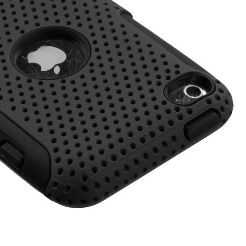 snap-on-protector-hard-case-for-apple-ipod-touch-4th-generation-4th-gen-black-black-hybrid-design