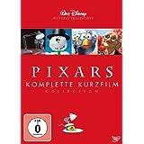 Pixars komplette Kurzfilm