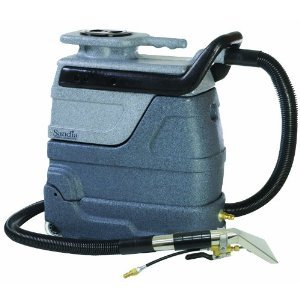 Sandia 50-1001, Spot-Xtract 3 Gallon Carpet Extractor with Stainless Steel Hand Tool