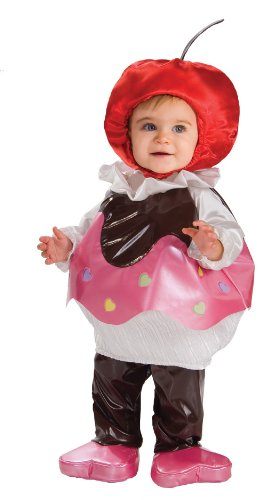 Rubie's Costume Trick Or Treat Sweeties Sweetheart Cupcake Costume