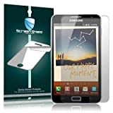 "SCREEN SHIELD MARK DISPLAYSCHUTZFOLIE F�R SAMSUNG GALAXY NOTE N7000von ""QUBITS"""