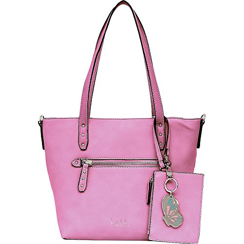nicole-miller-new-york-danielle-large-tote-mauve-water-lily-and-butterfly-fob