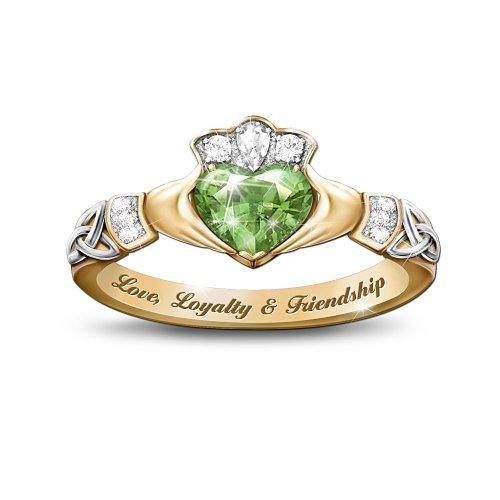 Claddagh Wedding Band 62 Fresh Love Loyalty u Friendship