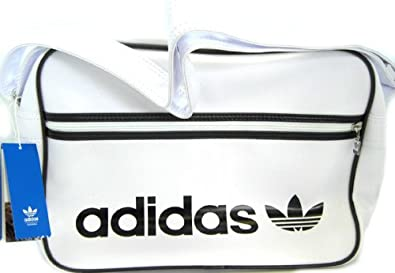 White Adidas Shoulder Bag 75
