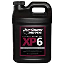 Joe Gibbs 01006 XP6 15W-50 Synthetic Racing Motor Oil - 1 Quart