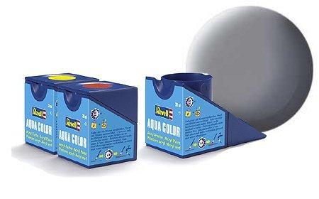 revell-mouse-grey-matt-colori-acrilici-18ml-vaso-di-aqua-modello-colore-della-vernice-per-la-modella