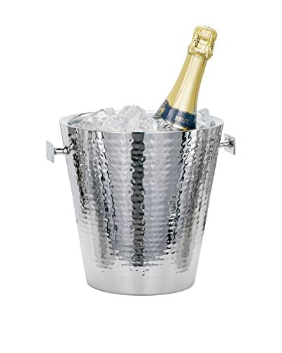 Torre & Tagus Kiro Hammered Double Wall Champagne Bucket