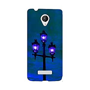 Digi Fashion premium printed Designer Case for Micromax Canvas Spark