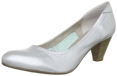 Tamaris 1-1-22400-20, Damen Pumps, Silber (SILVER 941), EU 36