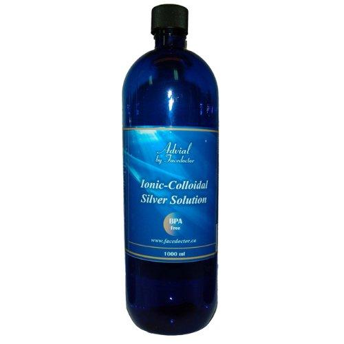Advial Colloidal Silver Solution 1000 ml
