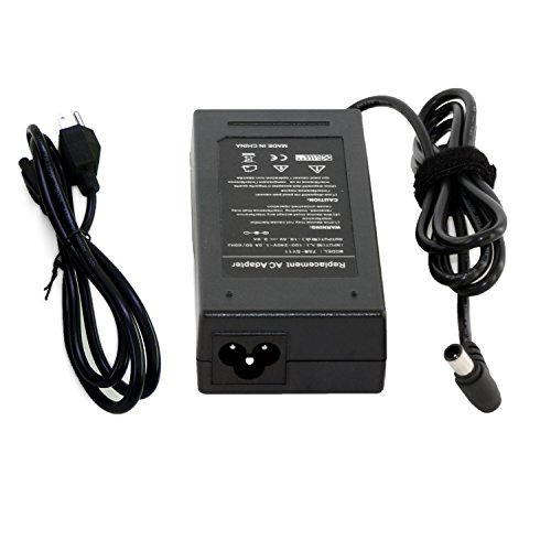 Click to buy LB1 High Performance AC Adapter/Charger for Sony Vaio PCG-GRX510P 19.5V 3.9A Power Supply Battery Charger - 18 Months Warranty - From only $12.95