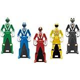 Gokaiger Ranger Key Set 06